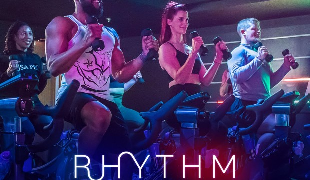 Rhythm en David Lloyd