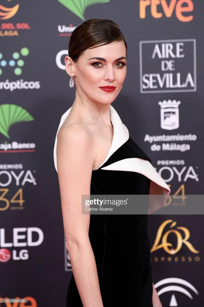 Marta Nieto Premios Goya 2020