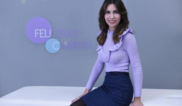 Leticia Carrera, directora del centro Felicidad Carrera