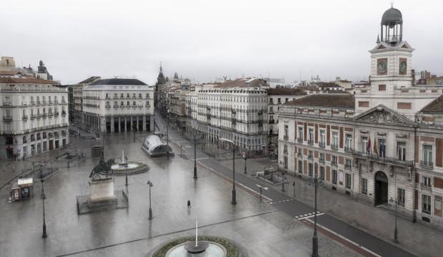 El estado de alarma en España se prorroga