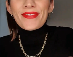 Natalia Belda para Armani Beauty