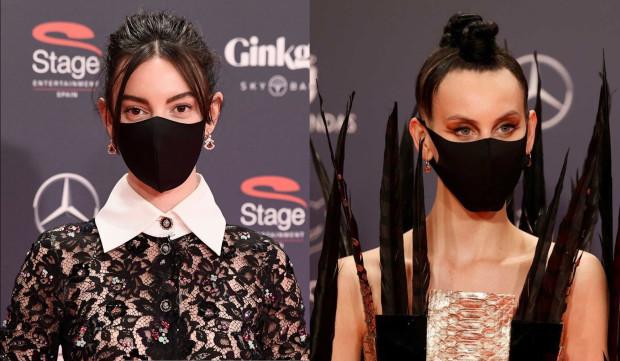 Vicky Luengo y Milena Smit